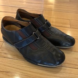 Cole Haan Nike leather shoes